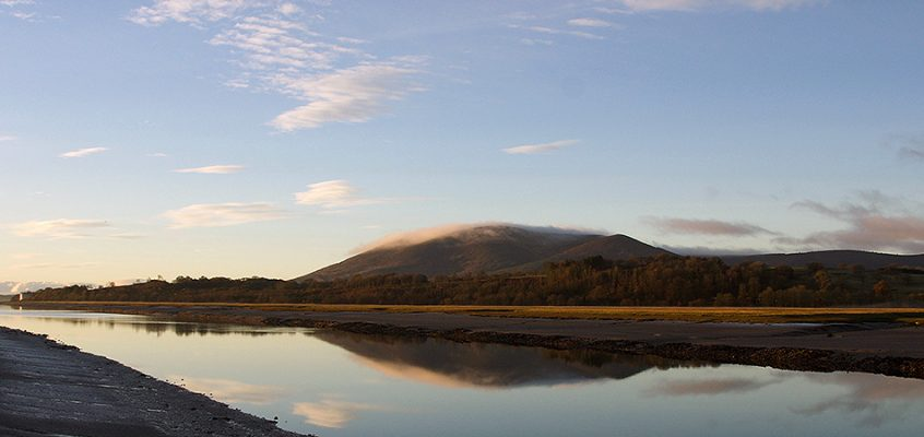 Hill Walking in South West Scotland